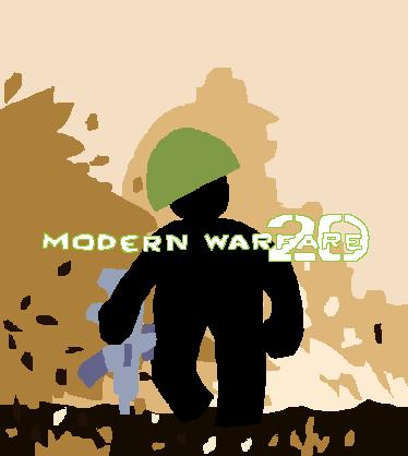 Call of Duty: Modern Warfare 2D