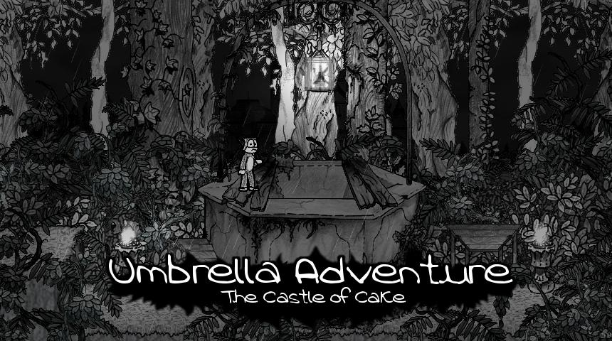 Umbrella Adventure: The Castle of Cake